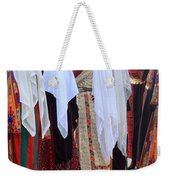 The Christmas Smile Weekender Tote Bag