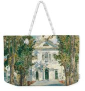 The Church At Gloucester, 1918 Weekender Tote Bag