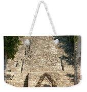The Church At Grupo Coba At The Coba Ruins  Weekender Tote Bag