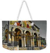 The Church Of All Nations Weekender Tote Bag