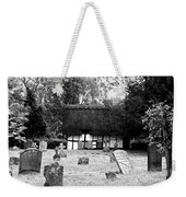The Churchyard Weekender Tote Bag