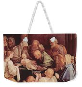 The Circumcision Of The Child Jesus 1640 Weekender Tote Bag