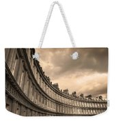 The Circus Bath England  Weekender Tote Bag