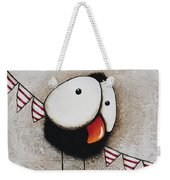 The Circus Crow Four Weekender Tote Bag