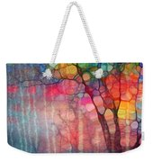 The Circus Tree Weekender Tote Bag