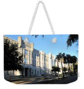 The Citadel In Charleston IIi Weekender Tote Bag