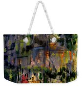 The City Garden Weekender Tote Bag