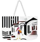 The City Musician  Weekender Tote Bag