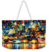 The City Of Valetta - Malta Weekender Tote Bag