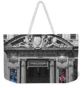 The Civic Opera House Weekender Tote Bag