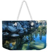 The Clarity Of Morning  Weekender Tote Bag