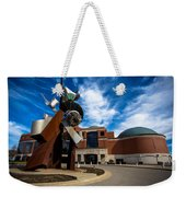 The Clay Center Weekender Tote Bag