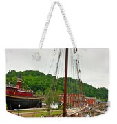 The Clearwater Weekender Tote Bag