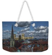The Clifford Tower View Weekender Tote Bag