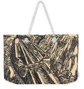 The Cliffs Weekender Tote Bag