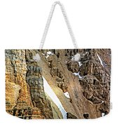 The Climb To Abbot's Hut Weekender Tote Bag