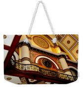 The Clock In The Union Station Nashville Weekender Tote Bag
