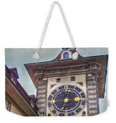 The Clock Of Clocks Weekender Tote Bag