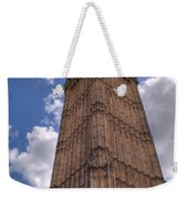 The Clock Tower Weekender Tote Bag