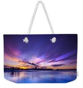 The Cloud Factory 2 Weekender Tote Bag