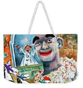 The Clown Of Tivoli Gardens Weekender Tote Bag
