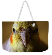 The Cockatiel Weekender Tote Bag
