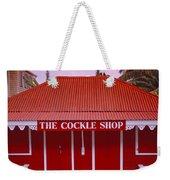 The Cockle Shop Weekender Tote Bag