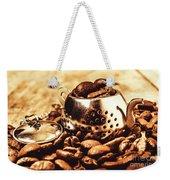 The Coffee Roast Weekender Tote Bag