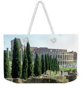 The Coliseum Weekender Tote Bag