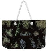 The Collection Of Lichens Weekender Tote Bag