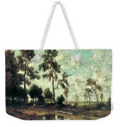 The Colliers' Hut In The Forest Of Fontainebleau Weekender Tote Bag