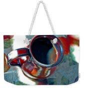 The Color Of Coffee Weekender Tote Bag