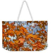 The Color Of Fall 1 Weekender Tote Bag