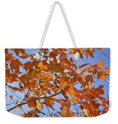 The Color Of Fall 2 Weekender Tote Bag