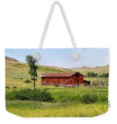 The Color Of Montana Weekender Tote Bag