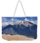 The Colorado Great Sand Dunes  125 Weekender Tote Bag