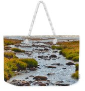 The Colorado Tundra Weekender Tote Bag