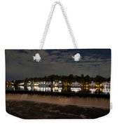 The Colorful Lights Of Boathouse Row Weekender Tote Bag