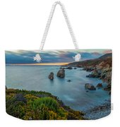 The Colors Of Summer Weekender Tote Bag