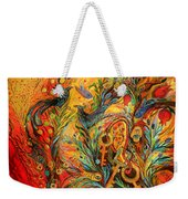 The Colors Of Sunrise Weekender Tote Bag