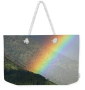 The Colors Of The Rainbow Weekender Tote Bag