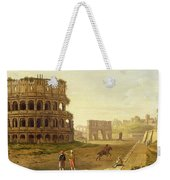 The Colosseum Weekender Tote Bag