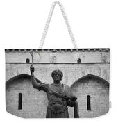 The Colossus Of Barletta Weekender Tote Bag
