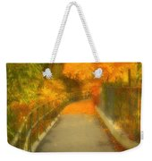 The Colour Around The Corner Weekender Tote Bag