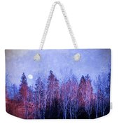 The Colours Of The Moon Weekender Tote Bag