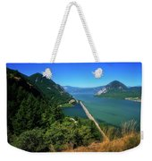 The Columbia Gorge National Scenic Area Weekender Tote Bag