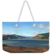 The Columbia River Weekender Tote Bag