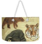 The Columbus, Oh Zoo Weekender Tote Bag