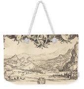 The Combat Of Avigliana Weekender Tote Bag