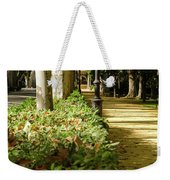 The Coming Of Autumn Weekender Tote Bag